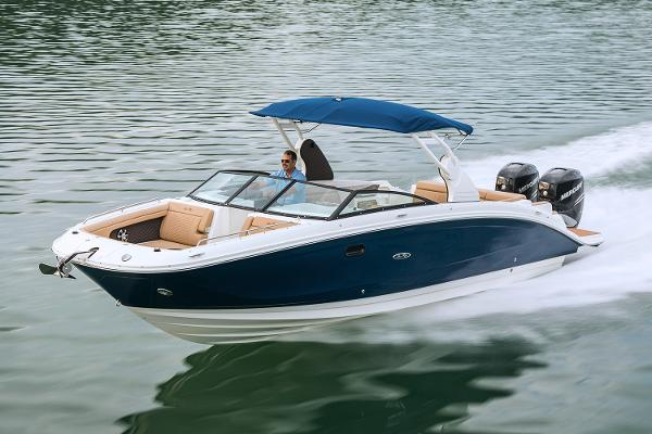 2022 SEA RAY 290SD-OB