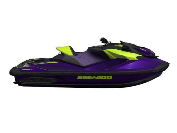 2021 Sea Doo PWC boat for sale, model of the boat is RXP®-X® 300 IBR Midnight Purple & Image # 1 of 1
