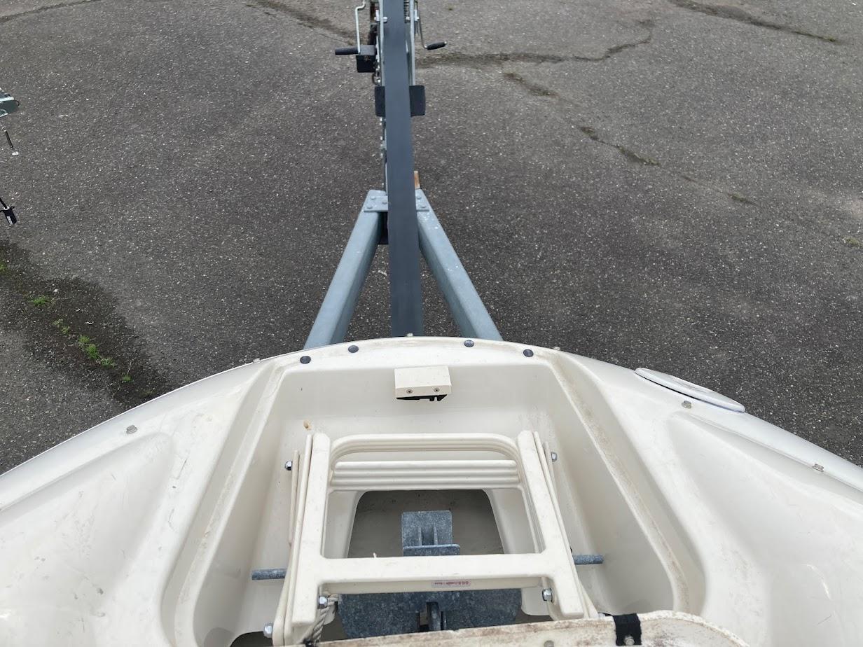 2000 Sea Ray 210 Sundeck