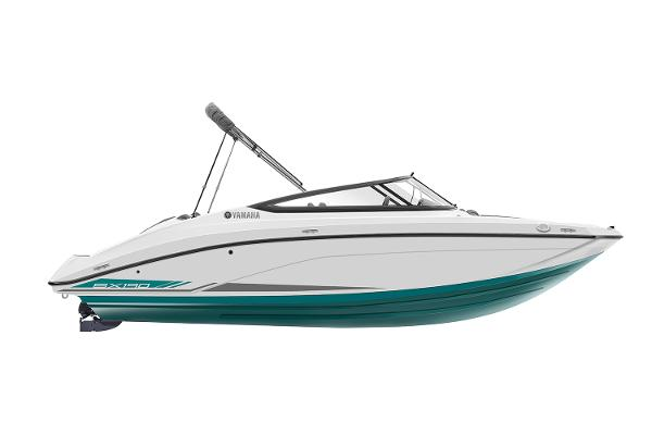 2021 Yamaha boat for sale, model of the boat is SX190 & Image # 37 of 38