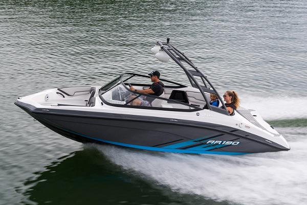 2022 Yamaha boat for sale, model of the boat is AR190 & Image # 7 of 8