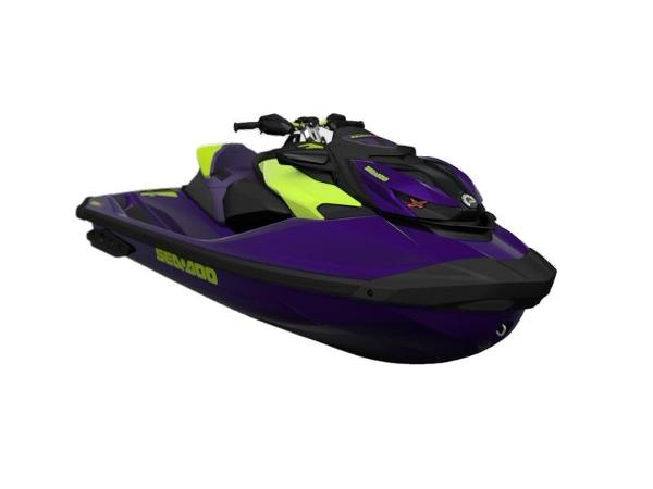 2021 Sea Doo PWC boat for sale, model of the boat is RXP®-X® 300 IBR & Sound System Midnight Purple & Image # 1 of 1