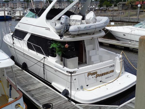 Carver 450 Voyager Pilothouse - Photo: #3