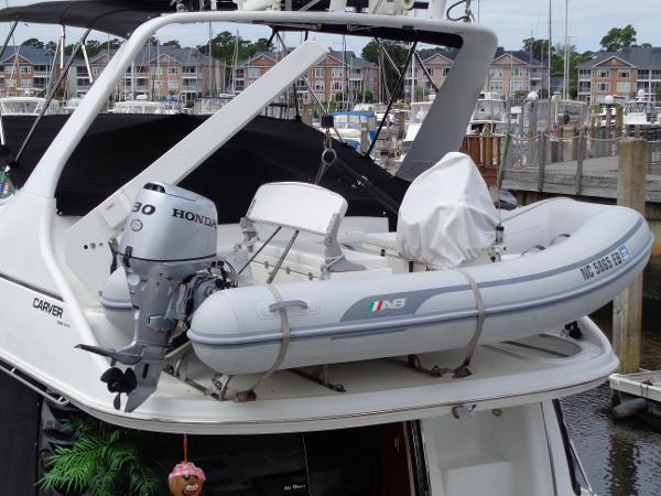 Carver 450 Voyager Pilothouse - Photo: #5