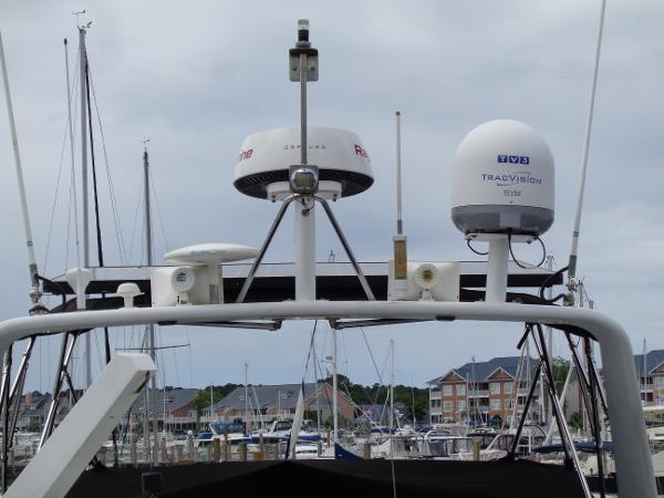 Carver 450 Voyager Pilothouse - Photo: #7