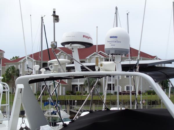 Carver 450 Voyager Pilothouse - Photo: #8