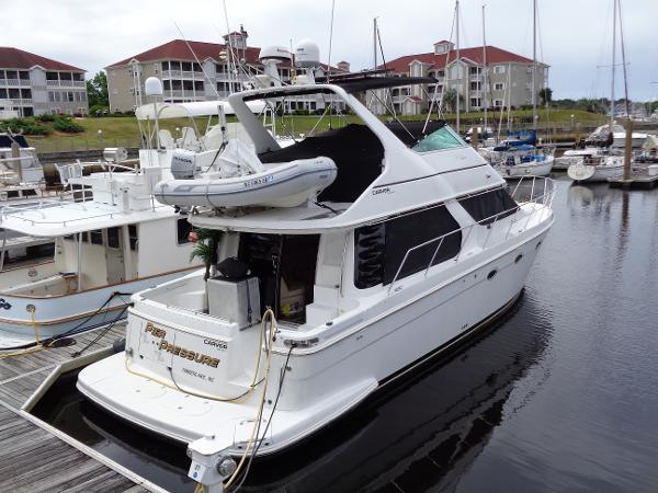 Carver 450 Voyager Pilothouse - Photo: #9