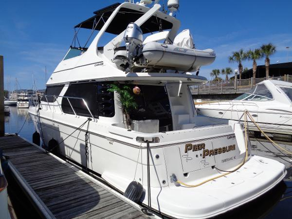 Carver 450 Voyager Pilothouse - Photo: #11