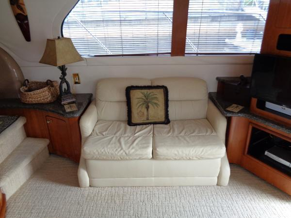 Carver 450 Voyager Pilothouse - Photo: #21