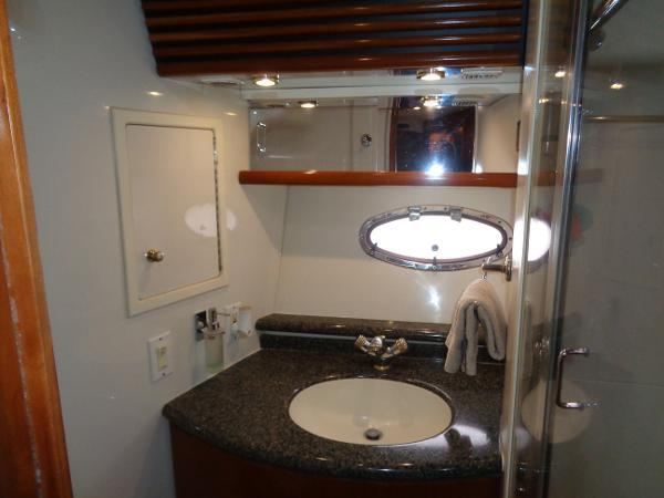Carver 450 Voyager Pilothouse - Photo: #51