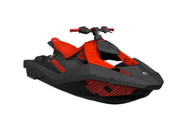 2021 Sea Doo PWC boat for sale, model of the boat is Spark® Trixx™ 3-up Rotax® 900 H.O. ACE™ IBR & Image # 1 of 1