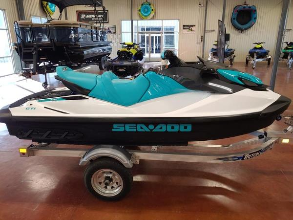 2021 Sea Doo PWC boat for sale, model of the boat is GTI™ 90 & Image # 1 of 3