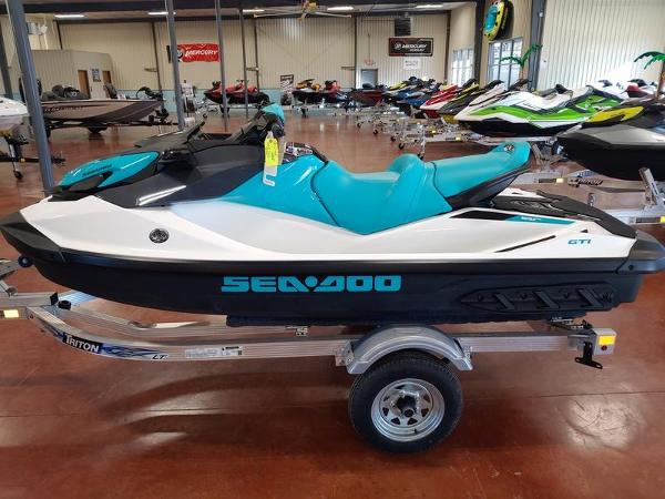 2021 Sea Doo PWC boat for sale, model of the boat is GTI™ 90 & Image # 2 of 3