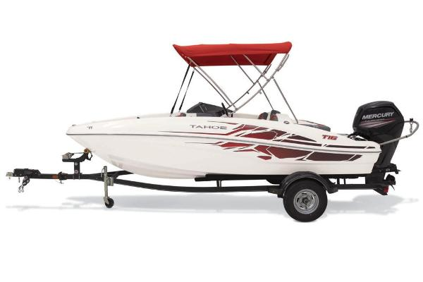 2019 Tahoe boat for sale, model of the boat is T16 & Image # 9 of 42