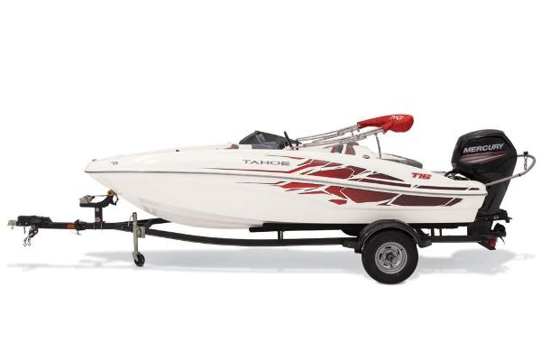 2019 Tahoe boat for sale, model of the boat is T16 & Image # 7 of 42