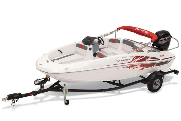 2019 Tahoe boat for sale, model of the boat is T16 & Image # 3 of 42