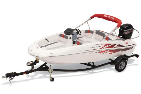 2019 Tahoe boat for sale, model of the boat is T16 & Image # 4 of 42