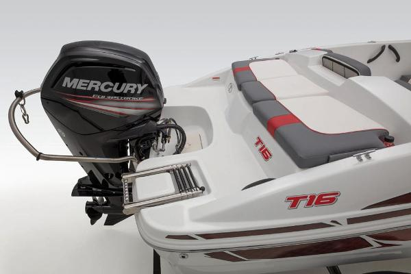 2019 Tahoe boat for sale, model of the boat is T16 & Image # 34 of 42