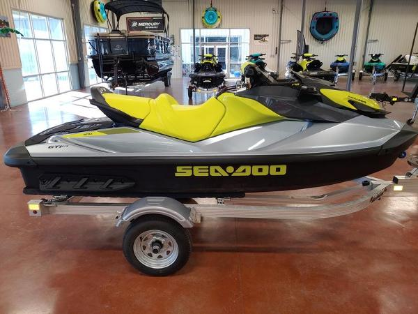 2021 Sea Doo PWC boat for sale, model of the boat is GTI™ SE 170 IBR & Sound System & Image # 1 of 3