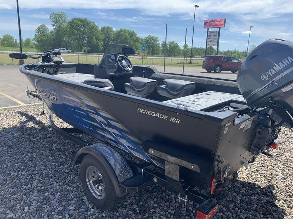 2021 Smoker Craft boat for sale, model of the boat is 168 Renegade & Image # 4 of 9