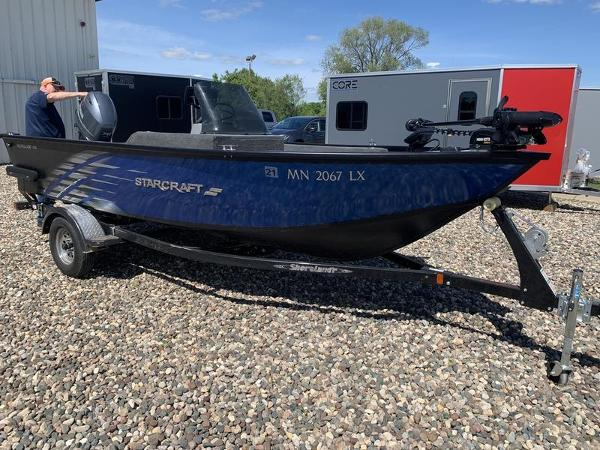 2021 Smoker Craft boat for sale, model of the boat is 168 Renegade & Image # 5 of 9