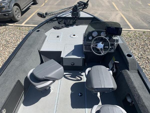 2021 Smoker Craft boat for sale, model of the boat is 168 Renegade & Image # 8 of 9