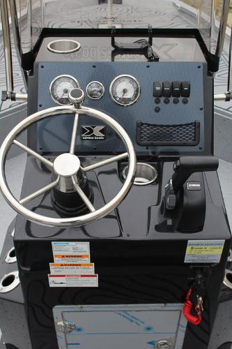 2021 Xpress boat for sale, model of the boat is H22B & Image # 11 of 12