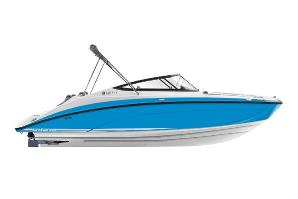 2022 Yamaha boat for sale, model of the boat is SX210 & Image # 1 of 2