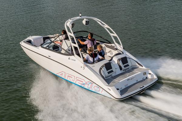 2022 Yamaha boat for sale, model of the boat is AR210 & Image # 10 of 10