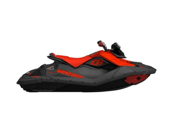 2021 Sea Doo PWC boat for sale, model of the boat is Spark® Trixx™ 2-up Rotax® 900 H.O. ACE™ IBR & Sound System & Image # 1 of 1