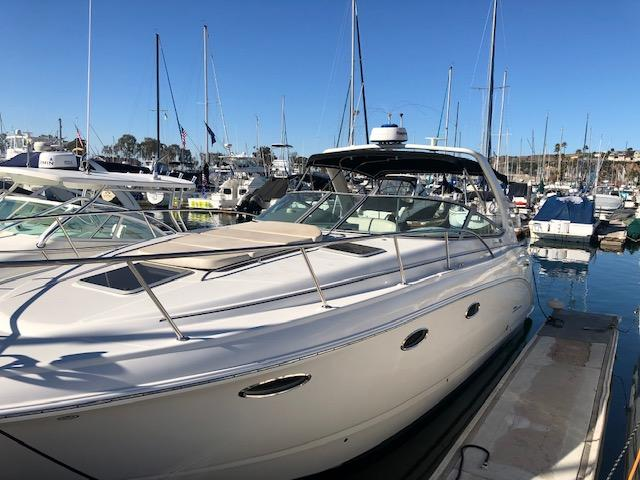2004 Chaparral 330 Signature Cruiser #TB0209DH inventory image at Sun Country Coastal in Dana Point