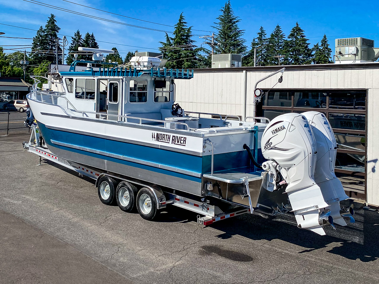 2023 NORTH RIVER 33 Offshore WA - SPECIAL ORDER