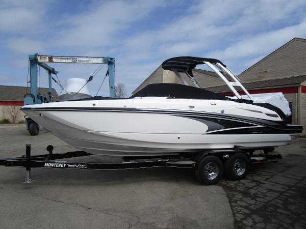 2021 Monterey boat for sale, model of the boat is M6 & Image # 1 of 37
