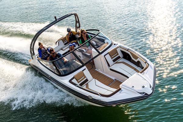 2022 Yamaha boat for sale, model of the boat is 212SE & Image # 7 of 7