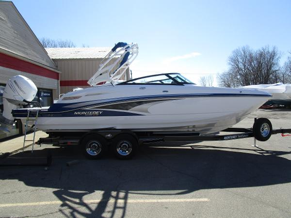 2021 Monterey boat for sale, model of the boat is M65 & Image # 1 of 21