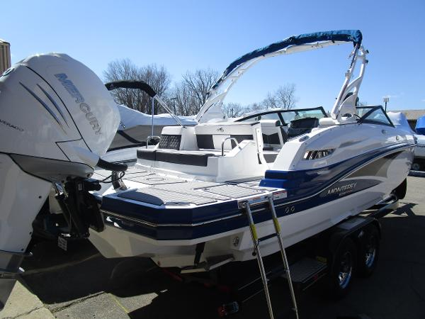 2021 Monterey boat for sale, model of the boat is M65 & Image # 5 of 21