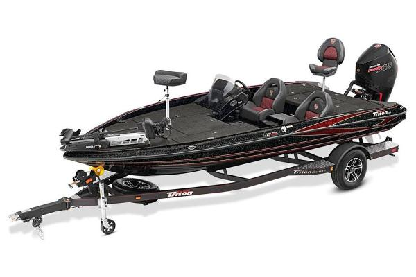 2021 Triton boat for sale, model of the boat is 18 TRX & Image # 1 of 1