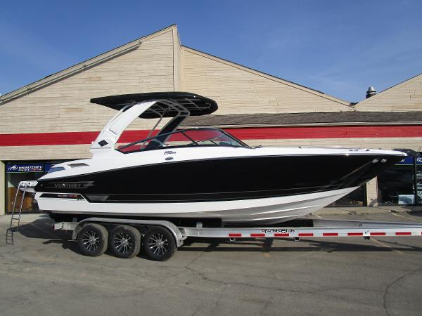 2021 Monterey boat for sale, model of the boat is 298SS & Image # 2 of 41