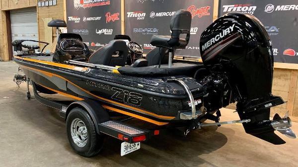 2018 Nitro boat for sale, model of the boat is Z18 & Image # 3 of 19