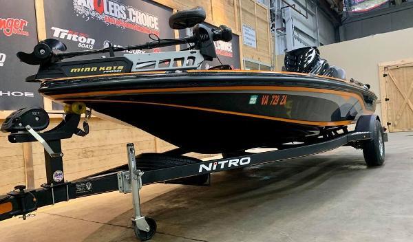 2018 Nitro boat for sale, model of the boat is Z18 & Image # 5 of 19