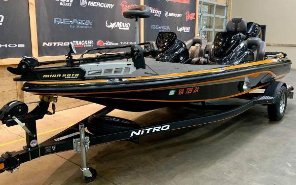 2018 Nitro boat for sale, model of the boat is Z18 & Image # 10 of 19
