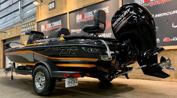 2018 Nitro boat for sale, model of the boat is Z18 & Image # 15 of 19