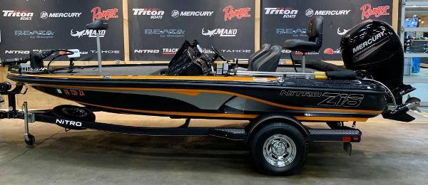 2018 Nitro boat for sale, model of the boat is Z18 & Image # 1 of 19