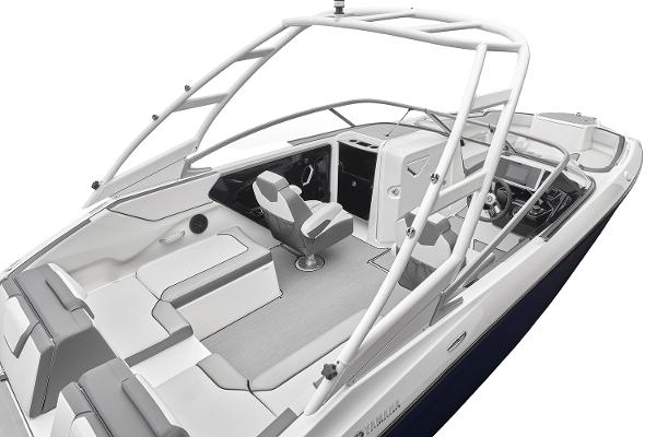 2021 Yamaha boat for sale, model of the boat is AR250 & Image # 5 of 9