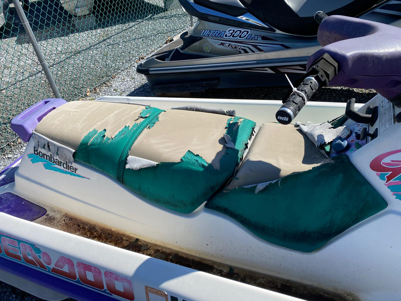 1994 Sea Doo PWC boat for sale, model of the boat is Jet Ski GTX & Image # 2 of 2