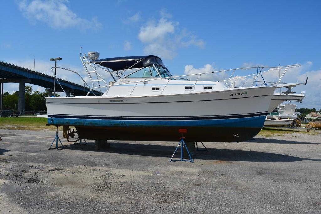 Mainship Pilot 30 - Starboard 08.31.20