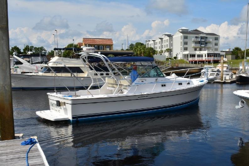 Mainship Pilot 30 - Starboard