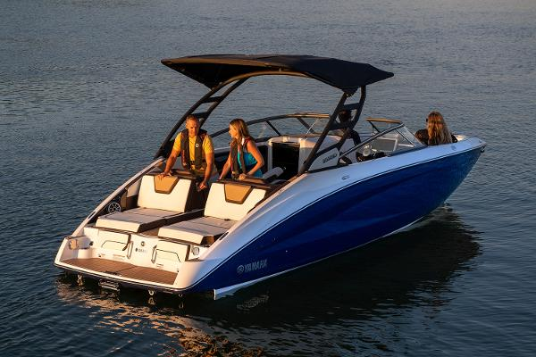 2022 Yamaha boat for sale, model of the boat is 252SD & Image # 8 of 8