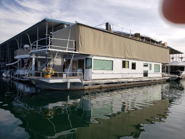 1990 Stardust Cruisers Houseboat thumbnail