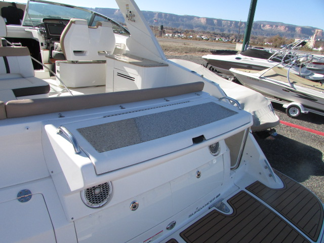 2017 Sea Ray boat for sale, model of the boat is 350 Sundancer & Image # 6 of 50